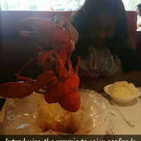 Photo taken at The Bucket Crabs & Crawfish by Jeronica on 3/4/2016