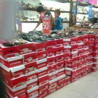 Photo taken at Matahari Department Store by Pingkan P. on 12/24/2012