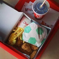 Photo taken at KFC by Le X. on 5/20/2014