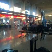 Photo taken at Aeropuerto Internacional Alfonso Bonilla Aragón (CLO) by marcela c. on 2/1/2014