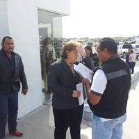 Photo taken at H. Ayuntamiento de La Paz by Esthela P. on 12/13/2013