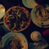 Photo taken at Pisa Kafe by Aliifah M. on 9/21/2012