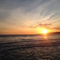 Photo taken at Pantai Candidasa by Сергей К. on 12/29/2015