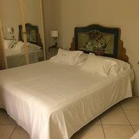 Photo taken at Taodomus Hotel Taormina by Inge R. on 6/2/2014