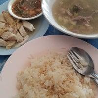 Photo taken at พังกี่ ข้าวมันไก่ by ปิง on 11/23/2014