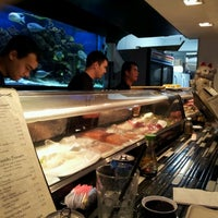 Photo taken at Akashi Japanese Restaurant by Carol L. on 12/2/2012
