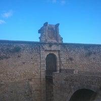 Photo taken at Castillo de Chinchón by BEATRIZ D. on 12/6/2014