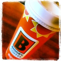 Photo taken at BIGGBY COFFEE by Sarah D. on 3/13/2014