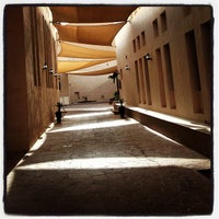 Photo taken at Katara Cultural & Heritage Village by Ain S. on 4/25/2013