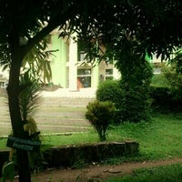 Photo taken at Universitas Djuanda Bogor by Putri R. on 12/21/2013
