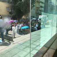 Photo taken at IMSS Oficinas Centrales by Toño &. on 10/6/2016