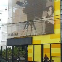 Photo taken at Fabrika Filmes by Eliane C. on 1/21/2014