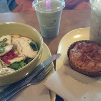 Photo taken at Panera Bread by Yaseen B. on 2/4/2014