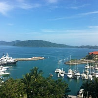 Photo taken at Sutera Harbour Resort by Lennie L. on 3/9/2013