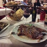 Photo taken at Ristorante San Gavino by Alexander P. on 3/12/2014