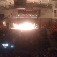 Photo taken at O'Reilly Family Event Center by Rob F. on 10/7/2012