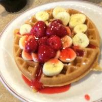 Photo taken at Hot Stacks Pancake House by Courtney V. on 5/16/2014