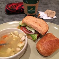 Photo taken at Panera Bread by Courtney V. on 12/12/2013