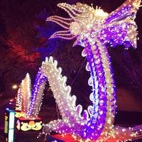 Photo taken at Fair Park by Jodi M. on 12/18/2012
