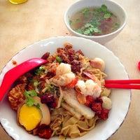 Photo taken at Pasar Teluk Gong by Barselius B. on 6/22/2014