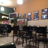 Photo taken at 5ta. Avenida Café by ViryLina G. on 1/1/2014