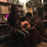 Photo taken at Adhere the 13th Blues Bar by Eren on 11/6/2016