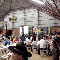 Photo taken at CTG Sentinela da Tradição by Marcelo V. on 2/23/2014