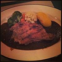 Photo taken at Cherating Steakhouse by Yoke Y. on 3/14/2013