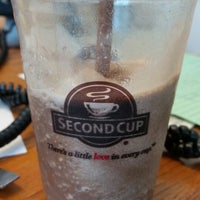 Photo taken at Second Cup by Mayette on 5/22/2014