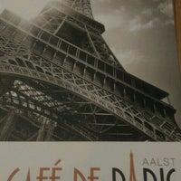 Photo taken at Café De Paris by Bart D. on 8/20/2016