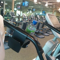 Photo taken at 24 Hour Fitness by Adri S. on 8/1/2014