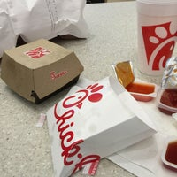 Photo taken at Chick-fil-A by Martin O. on 12/16/2015