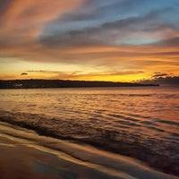 Photo taken at Jimbaran Beach Cafe by Deasy N. on 10/30/2016