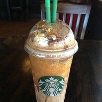 Photo taken at Starbucks by . on 4/8/2014