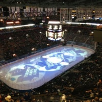 Photo taken at Air Canada Centre by Patrick C. on 3/17/2013