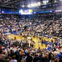 Photo taken at Chaifetz Arena by Andy G. on 3/27/2013