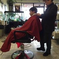 Photo taken at Lyn Hair Salon by C.Y. L. on 1/30/2016