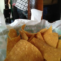 Photo taken at Malena's Taco Shop by C.Y. L. on 6/21/2013