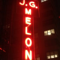 Photo taken at J.G. Melon by Matt S. on 1/7/2013
