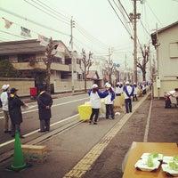 Photo taken at 丸福 住吉店 by TSUCHIZOO on 2/2/2014