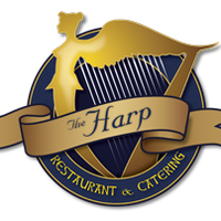 Photo taken at The Harp Restaurant & Catering by The Harp Restaurant & Catering on 5/22/2015