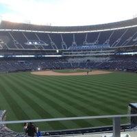 Photo taken at Kauffman Stadium by Dennis R. on 4/12/2013