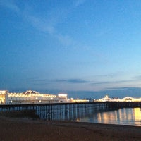 Photo taken at Holiday Inn Brighton - Seafront by Martin H. on 1/13/2013