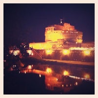 Photo taken at Castle of the Holy Angel by Fabio G. on 8/12/2012