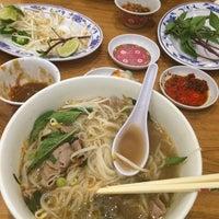 Photo taken at Pho Soc Trang by Angela D. on 5/25/2015