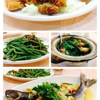 Photo taken at Hei Yeong Seng Chinese Restaurant (喜洋城) by Oskee O. on 3/15/2014
