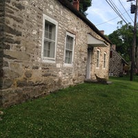 Photo taken at Historic Huguenot Street by Sharwrkmom on 7/8/2014