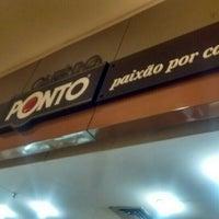 Photo taken at Café do Ponto by Adriana D. on 6/10/2016