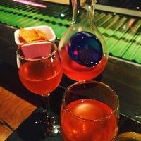 Photo taken at Blowfish Restaurant & Sake Bar by Ann L. on 3/21/2016