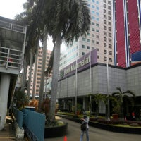 Photo taken at Bank Muamalat - Kantor Pusat by Father Of Ain H. on 12/19/2015